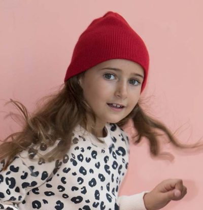 BONNET ENFANT TEDDY - article publicitaire