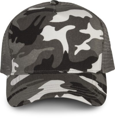 CASQUETTE TRUCKER SPINER CAMOUFLAGE - article publicitaire